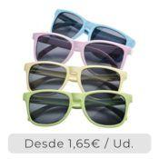 Gafas de Sol Ecológicas Fibra de Paja